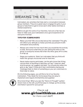Free Icebreaker Ideas Resource Guide