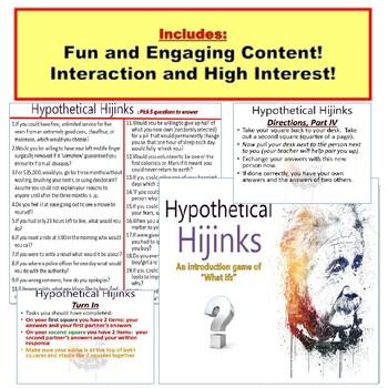 Icebreaker PowerPoint:  Fun Activity