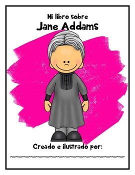 In Spanish / Famous Women in History: Jane Addams