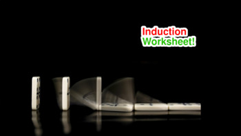 Free Induction Introduction Worksheet Preview