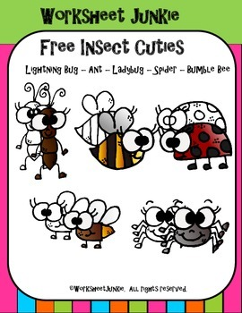 Free Insect Clipart