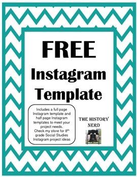 Free Instagram Template