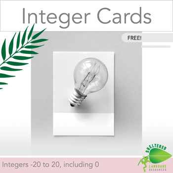 Free Integer Cards