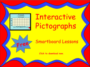 Free Interactive Smartboard Pictographs