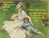 Free Art and Literature Poster – Renoir 1874