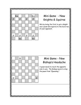 Free  Intro to Mini-Game Chess!
