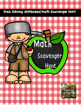 Free Johnny Appleseed Math