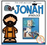 Free Jonah Printable and Craft