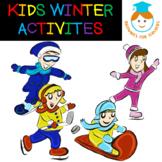 Free Kids Winter Activities