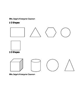 Free Kindergarten checklist
