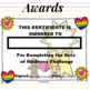 Free Kindness Award