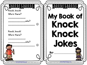 Fluency Joke Book Free