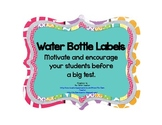 Free: Lables for water bottles to use during testing