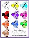 Free Lady Bugs Clip Art