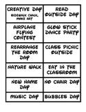 Free Last Days of School Balloon Pop