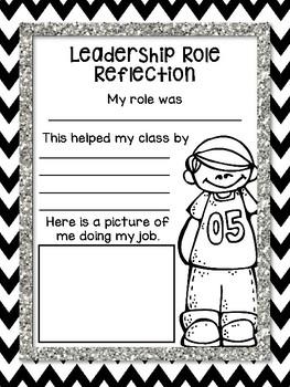 Free Leadership Job Reflections