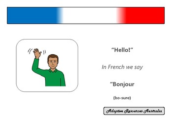 Free ~ Lets Chat in French