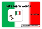 Free ~ Lets Chat in Italian