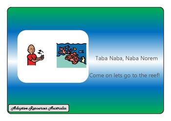 Free ~ Lets Sing a Song in Meriam Mir : Taba Naba
