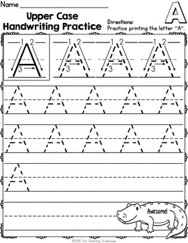 FREE Letter Activities
