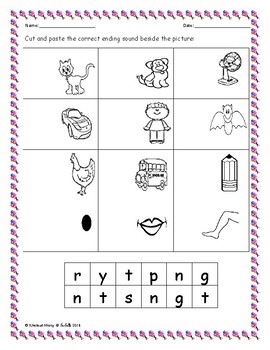 Free Letter Sound Practice