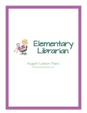 Free Library Lesson Plans for K-5