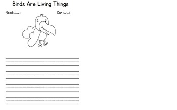 Free Living and Non Living Things