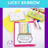 Free Lucky Rainbow Craft