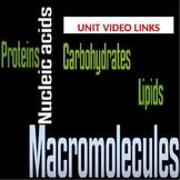 Macromolecules Video Unit LINKS
