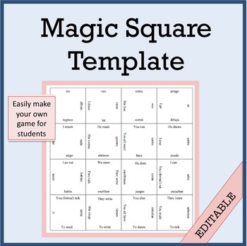 Magic Squares Worksheets & Teaching Resources | Teachers Pay