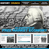 Free Market Economy - PowerPoint with Notes Copy