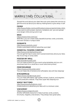 Free Marketing Ideas Resource Guide
