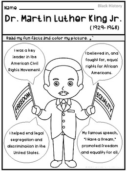 coloring book ~ Astonishing Martin Luther King Jr Coloring ... | 350x260