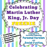 Free Martin Luther King, Jr. Day & Black History Month Activities
