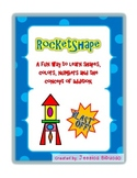Math Board Game (Rocket Theme)