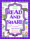Back to School Reading Passages + Questions Bundle games bonus