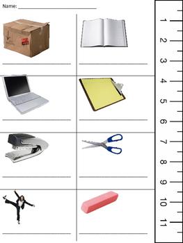 Free Measurement Handout