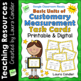 Free Measurement Task Cards | Basic Units of Customary Mea