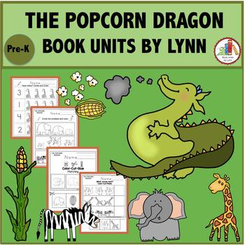 THE POPCORN DRAGON BOOK UNIT