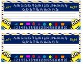 Free Minion Nameplate