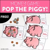 Free Money Game: Pop the Piggy!