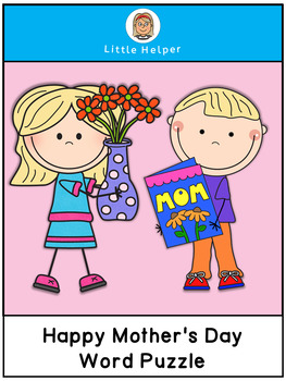 Free Mother's Day Puzzle