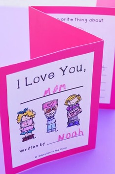 Mother's Day Card, Mother's Day Craft
