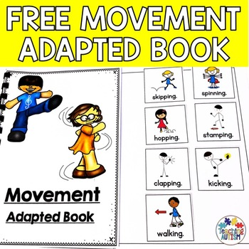 Free Movement Adapted Books