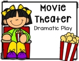 Free Movie Theater Dramatic Play