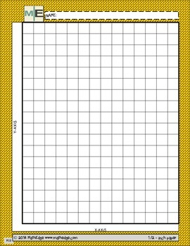 Free Multisize Graphing Paper