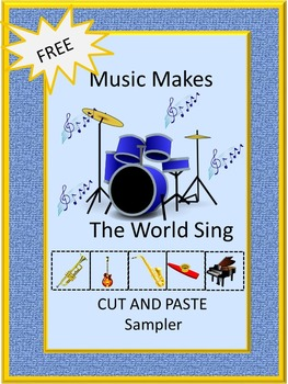 Free Music Makes The World Sing Sampler