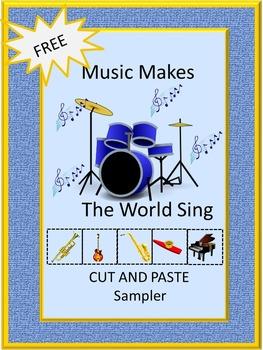 Free Music Makes The World Sing Sampler