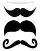 Free Mustache Bar Graph Project