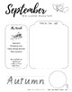 Free My Year Nature Journal - SEPTEMBER Printables